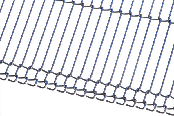 Type GRZK - Wire Link Metal Conveyor Belt