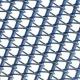 Type RR - Rod Reinforced Chain Link Metal Conveyor BeltBelt