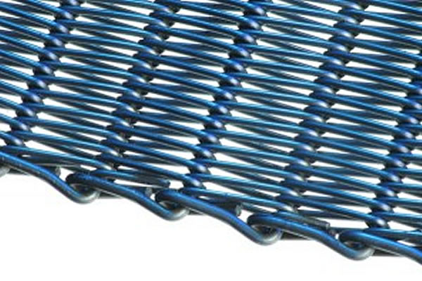 Type RS - Straight Wire Link Conveyor Belt